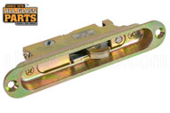 Mortise Lock w Face Plate (45-degree Keyway)