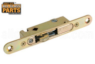Mortise Lock w Face Plate (45-degree Keyway) (3/4'' Width)