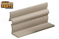 Fixed Panel Holder (Tan) (3'' Length) (1-1/2'' Height)
