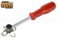 Windshield Lockstrip Tool