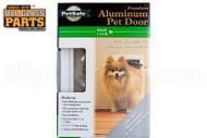 Deluxe Series Pet Door (5'' x 7'' Flap Opening)