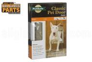 Deluxe Series Pet Door (8'' x 11'' Flap Opening)