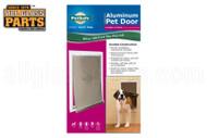 Deluxe Series Pet Door (13-3/4'' x 23'' Flap Opening)