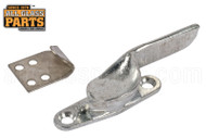 Sliding Window Lock (Silver) (2-1/2'' Length)