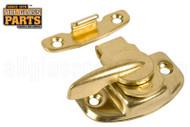 Sliding Window Sash Lock (Brass)