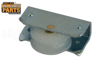 Sliding Window Roller (Concave Wheel) (5/16'' Height)