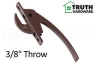 Locking Handle (Truth Hardware 24.10) (Brown)