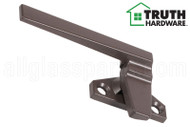 Cam Handle (Offset Base) (Truth Hardware 25.29) (Brown) (Left)