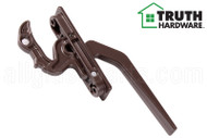 Locking Handle (Truth Hardware 24.25) (Brown)