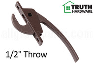 Locking Handle (Truth Hardware 24.11) (Brown)