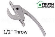 Locking Handle (Truth Hardware 24.11) (Silver)