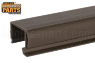 Tri-Lite Window Snap Channel (Brown)
