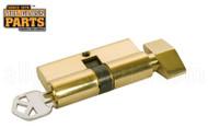 Locking Cylinder (Brass) (Square Shape)