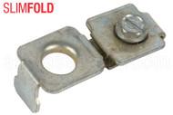 Bifold Door Track Pivot Socket (7/8'' Width)