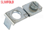 Bifold Door Track Pivot Socket (5/8'' Width)