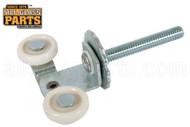 Closet Door Roller (1-1/4'' Height) (2 Wheels)