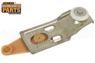 Closet Door Roller (Back) (1/2'' Offset) (Adjustable)