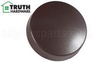"Operator Knob Handle (Truth Hardware 11660) (5/16"" Spline) (Brown) 6-1378B"