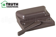 Sash Lock (Truth Hardware 16.52) (Brown) (New Style)