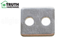 Support Plate (Truth Hardware 'Scissors Arm')