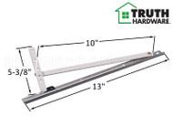 Casement Window Hinge (Egress) (Truth Hardware 'Maxim' 14.12) (13 inch track)