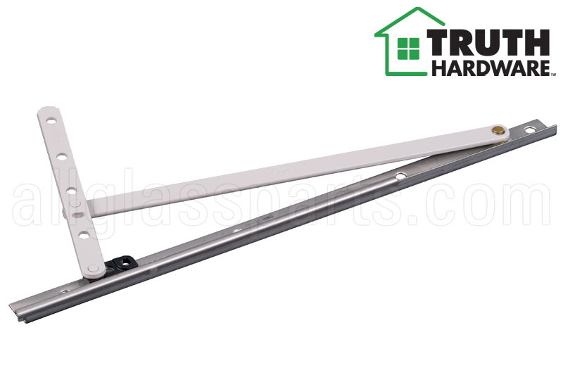 Casement Window Hinge (Egress) (Truth Hardware 'Maxim' 14 12) (13 inch  track)