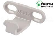 Sash Lock Keeper (Slotted Hole) (Truth Hardware 31437)