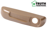 Operator Cover (Folding Handle) (Truth Hardware 41212) (Left) (Coppertone)