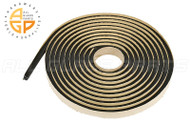 Square Butyl Tape (15 Ft. Rolls) (3/8'' x 3/8'')