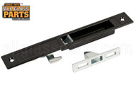 Locking Handle for Screen Door (7-3/8'' Length) (1'' Width)