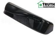 Operator Cover & Folding Handle (Truth Hardware 'Encore Tango' 12614) (Right) (Black)