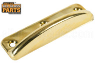 Window Sash Lift (Brass) (4-1/8'' Length)