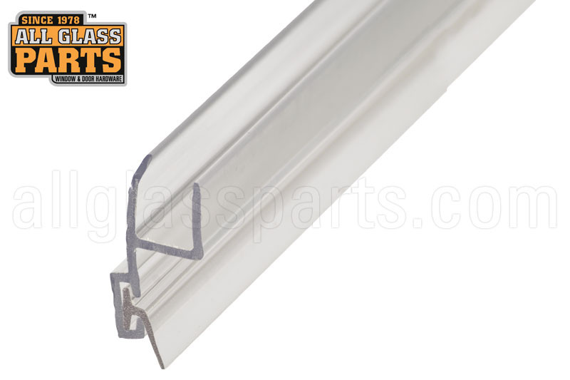 Frameless Shower Door Seal All Glass Parts