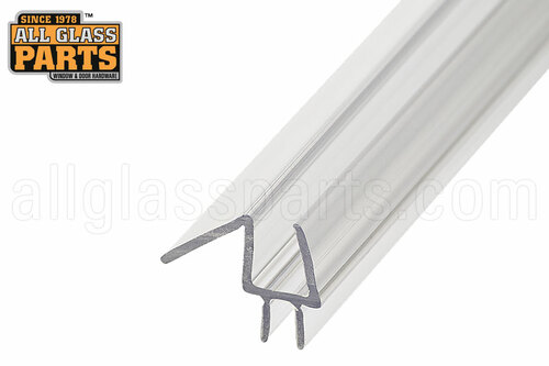 Frameless Shower Door Sweep W Splash Guard All Glass Parts