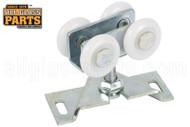 Closer Door Roller (4-roller) (2-1/2'' Length)