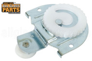 Closet Door Roller (Back) (Thickness 3/4'' to 1-3/8'')
