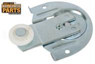 Closet Door Roller (Front) (Thickness 3/4'' to 1-3/8'')