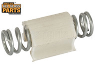 Bifold Two-Door Snugger (1-1/8'' Length)