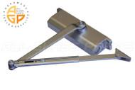 Commercial Door Closer c/w Parallel Bracket (Aluminum)