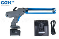 Power Caulking Gun (Large Cartridge) (Cox Electraflow)