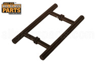 3/4'' H-style 'Ladder' Handle (6'') (Oil-rubbed Bronze)