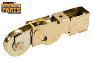 Tandem Patio Door Roller (1'' Wheel Diameter) (3-1/16'' Length)