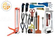 Glazier's Tool Kit