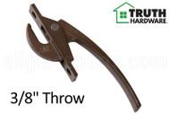 Locking Handle (Truth Hardware 24.10) (Medium Bronze)