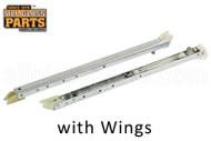 Window Sash Balances (Spring) (w Wings) (Lbs. N/A) (Length: 27'')