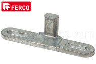 Locking Handle Keeper (Ferco) (Height 3/4 inches)