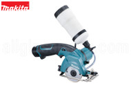 Cordless Tile/Glass Saw Kit (Makita)
