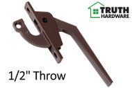 Locking Handle (Truth Hardware 24.13) (Brown) (1)