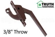 Locking Handle (Truth Hardware 24.12) (Brown)