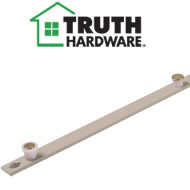 Tie Bar for Interlock Cone Roller System (Truth Hardware 120xx.92) (3 Roller) (2 Cones) (18.9'' inches)